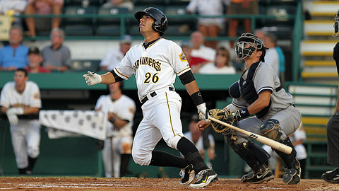 Tony Sanchez will represent Pittsburgh in the Arizona Fall League.