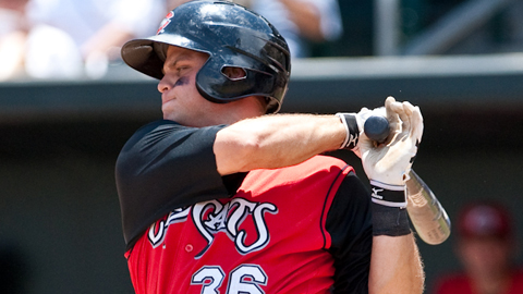 Devin Mesoraco led Reds Minor Leaguers with 26 homers in 113 games.