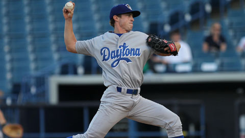 Hayden Simpson has four relief outings in 33 career appearances.