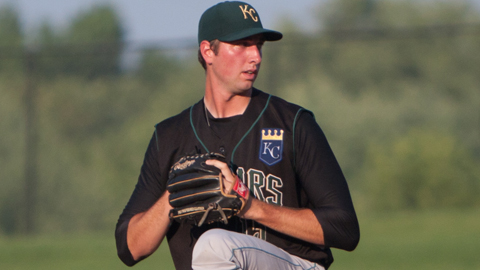 Greg Billo led the Midwest League with a 1.93 ERA last season.
